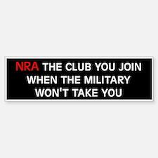 Anti-Republican: NRA (Bumper)