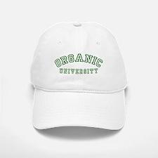 Organic University Baseball Baseball Cap
