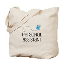 Cute Personal assistant Tote Bag