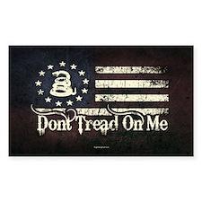 DTOM - Snake Flag Decal