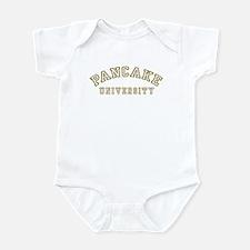 Pancake University Infant Bodysuit