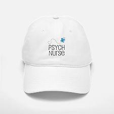 Cute Psych nurse Baseball Baseball Cap