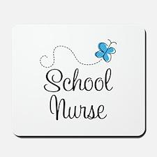 Cute School nurse Mousepad