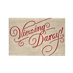 Viewing Darcy Rectangle Magnet (10 pack)