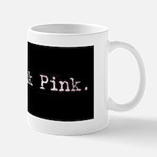 Think Pink Emma Mug