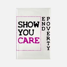 Make a Difference Rectangle Magnet (100 pack)