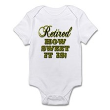 Retired Infant Bodysuit