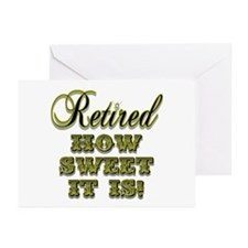 Retired Greeting Cards (Pk of 10)