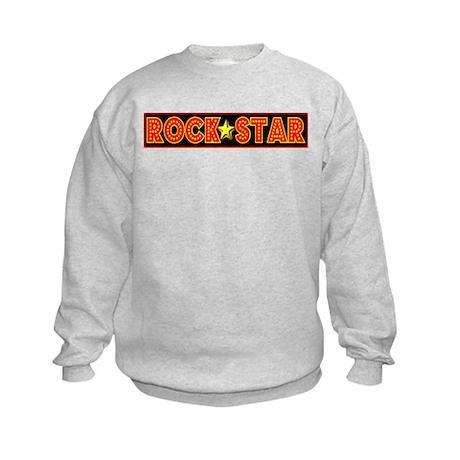 Rock Star Kids Sweatshirt