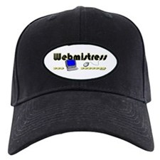 Webmistress Baseball Hat