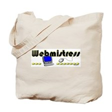 Webmistress Tote Bag