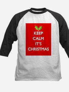 KEEP CALM IT'S CHRISTMAS Tee
