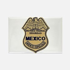 Mexican CIA Rectangle Magnet (100 pack)