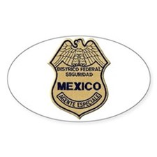 Mexican CIA Decal
