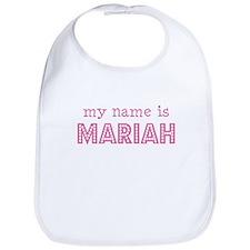 My name is Mariah Bib