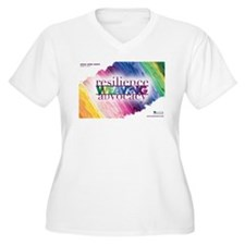 2013 Social Work Month Poster Image Plus Size T-Sh
