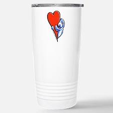 Love Manatees Travel Mug
