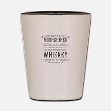 Americas First Moonshiner 2 Shot Glass