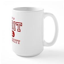 16-Bit University Mug