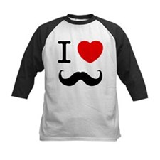 I Heart Mustache Tee