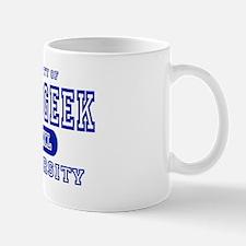Tech Geek University Mug