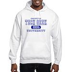 Tech Geek University Hooded Sweatshirt
