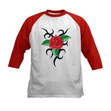 TRIBAL RED ROSE Tee