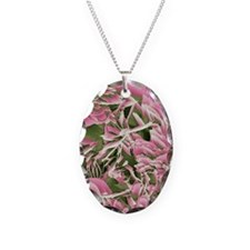 Kidney stone crystals, SEM - Necklace