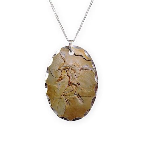 specimen - Necklace Oval Charm