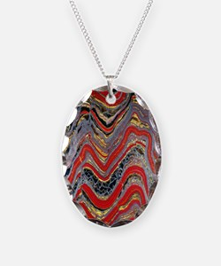 Banded iron formation - Necklace