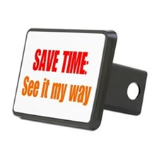 See it My Way Hitch Cover