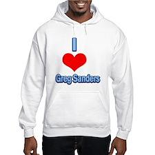 I Heart Greg Sanders2 Hoodie
