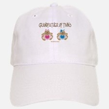 Grandfather Of Twins- Boy/Girl Hat