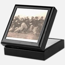 Football_leatherheads Keepsake Box