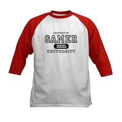 Gamer University Tee