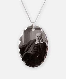 Thomas Edison, US inventor - Necklace