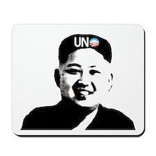 Kim Jong Un Mousepad