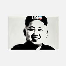 Kim Jong Un Rectangle Magnet