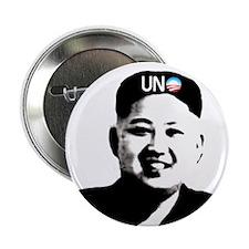 """Kim Jong Un 2.25"""" Button"""