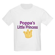 Poppas Little Princess T-Shirt