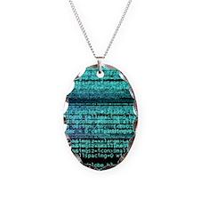 Internet computer code - Necklace