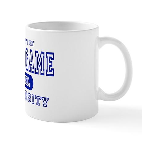 Video Game University Mug