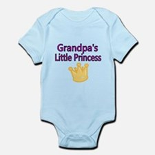 Grandpas Little Princess Body Suit