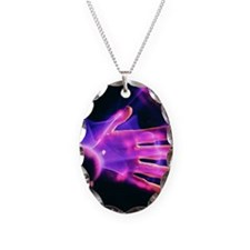 Plasma sphere - Necklace