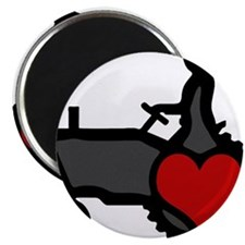 "Love Farming 2.25"" Magnet (100 pack)"