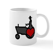 Love Farming Small Mugs