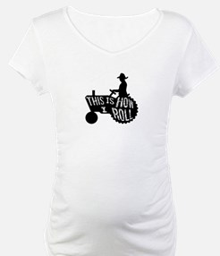 This is How I Roll Tractor Shirt