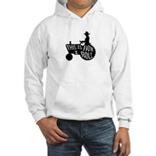 This is How I Roll Tractor Hoodie Sweatshirt