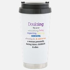 Unique Natural birth Travel Mug