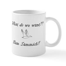 Ham Sammich! Mug